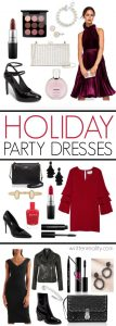 Our Favorite Holiday Party Dresses 2017