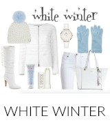WINTER FASHION WHITE