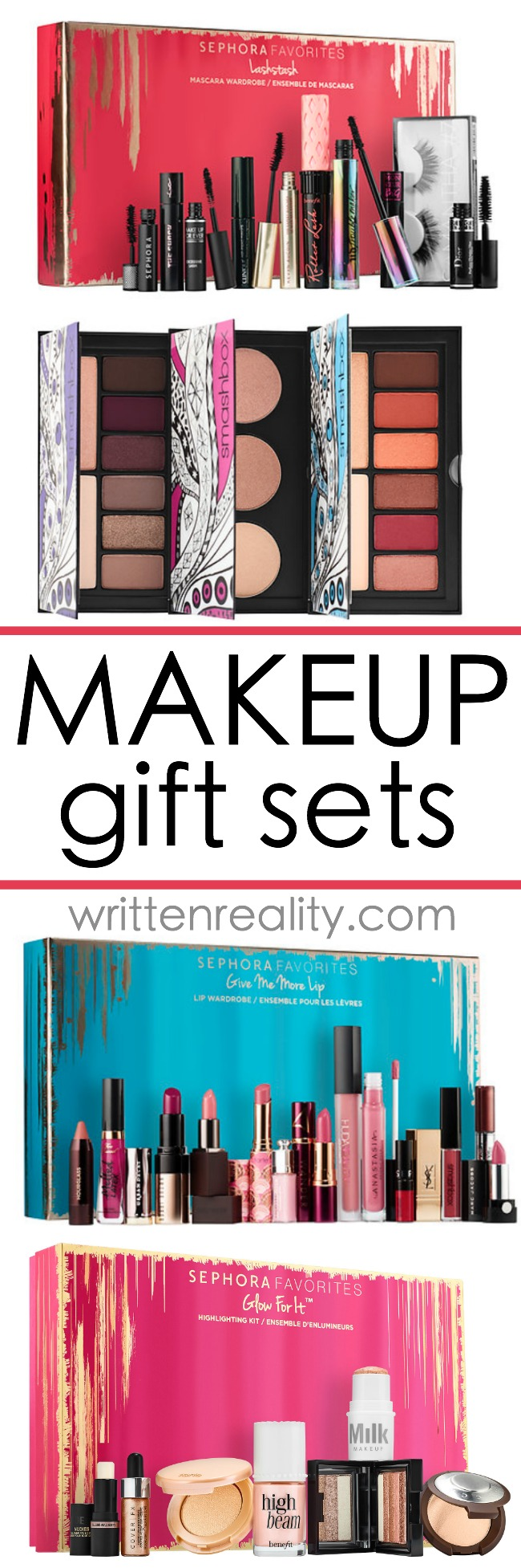 Christmas Makeup Gift Sets.Best Ever Christmas Makeup Gift Sets 2017 Written Reality
