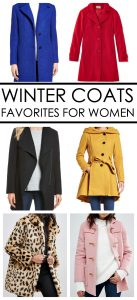 Our Favorite Winter Coats for Women 2017