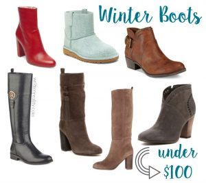 Our Favorite Women Boots Under $100!