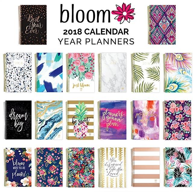 best planners 2018