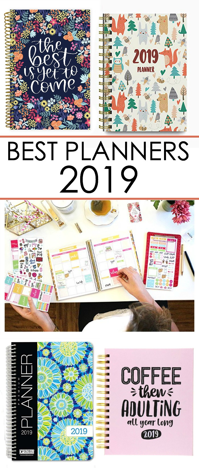 Best Planners And Organizers 2019 Best Planners 2019 to Get You Organized!   Written Reality