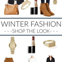 Winter Fashion Women Over 40