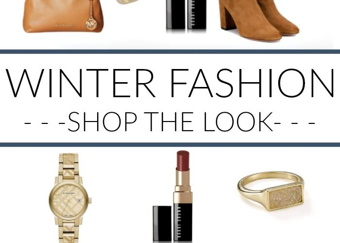 Our Favorites for Winter Fashion Women Over 40