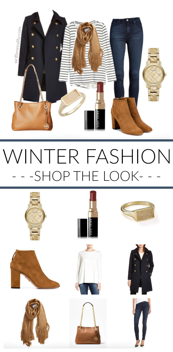 Winter Fashion Women Over 40