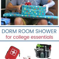 college dorm room supplies