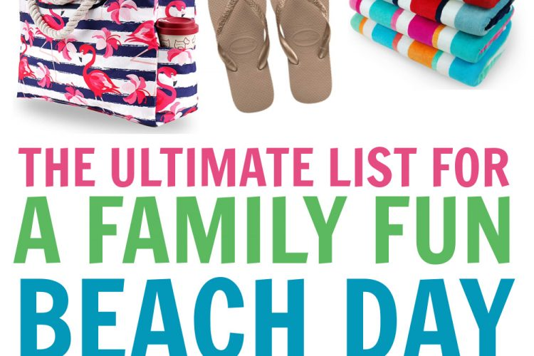 21 Things You Should Pack For A Day At The Beach