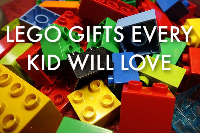 LEGO gifts for kids